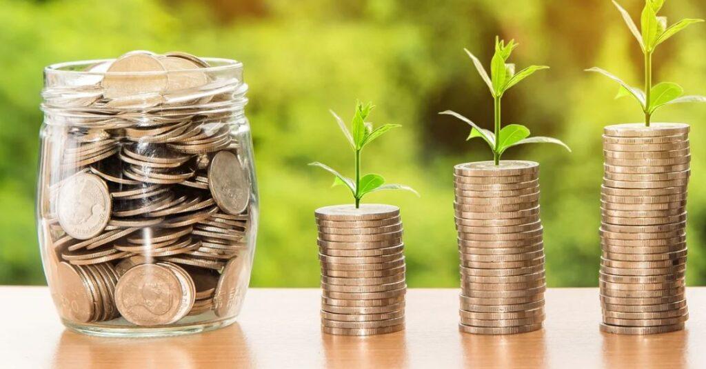 pengar på tillväxt